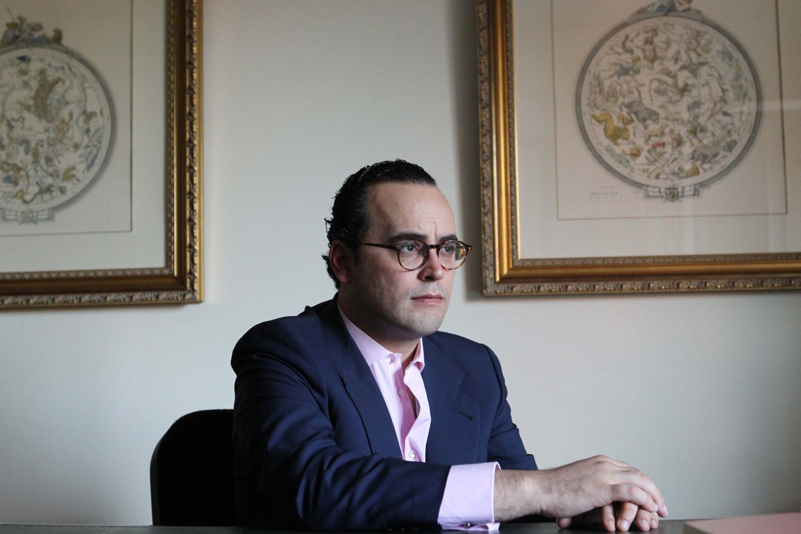 """Ignacio Peyró : """"Llevamos tantos años pidiendo líderes que, cuando han llegado, nos hemos asustado"""""""