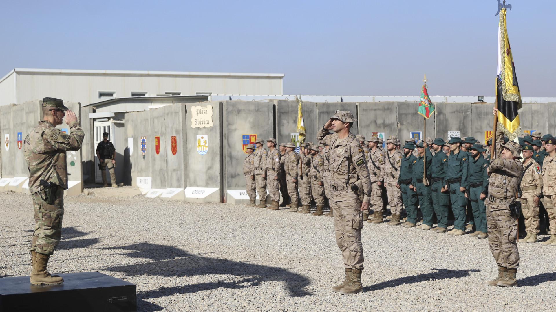 """Teniente coronel Javier Mackinlay: """"El soldado español, allá donde va, triunfa"""""""
