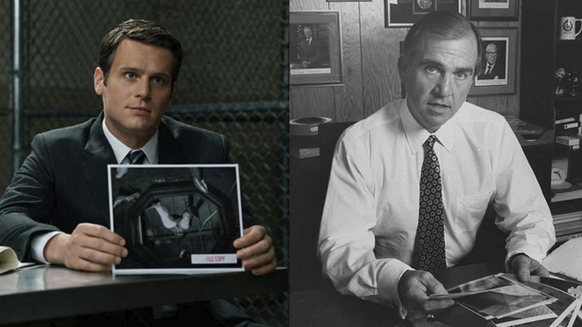 John Douglas, el agente del FBI que inspiró 'Mindhunter'