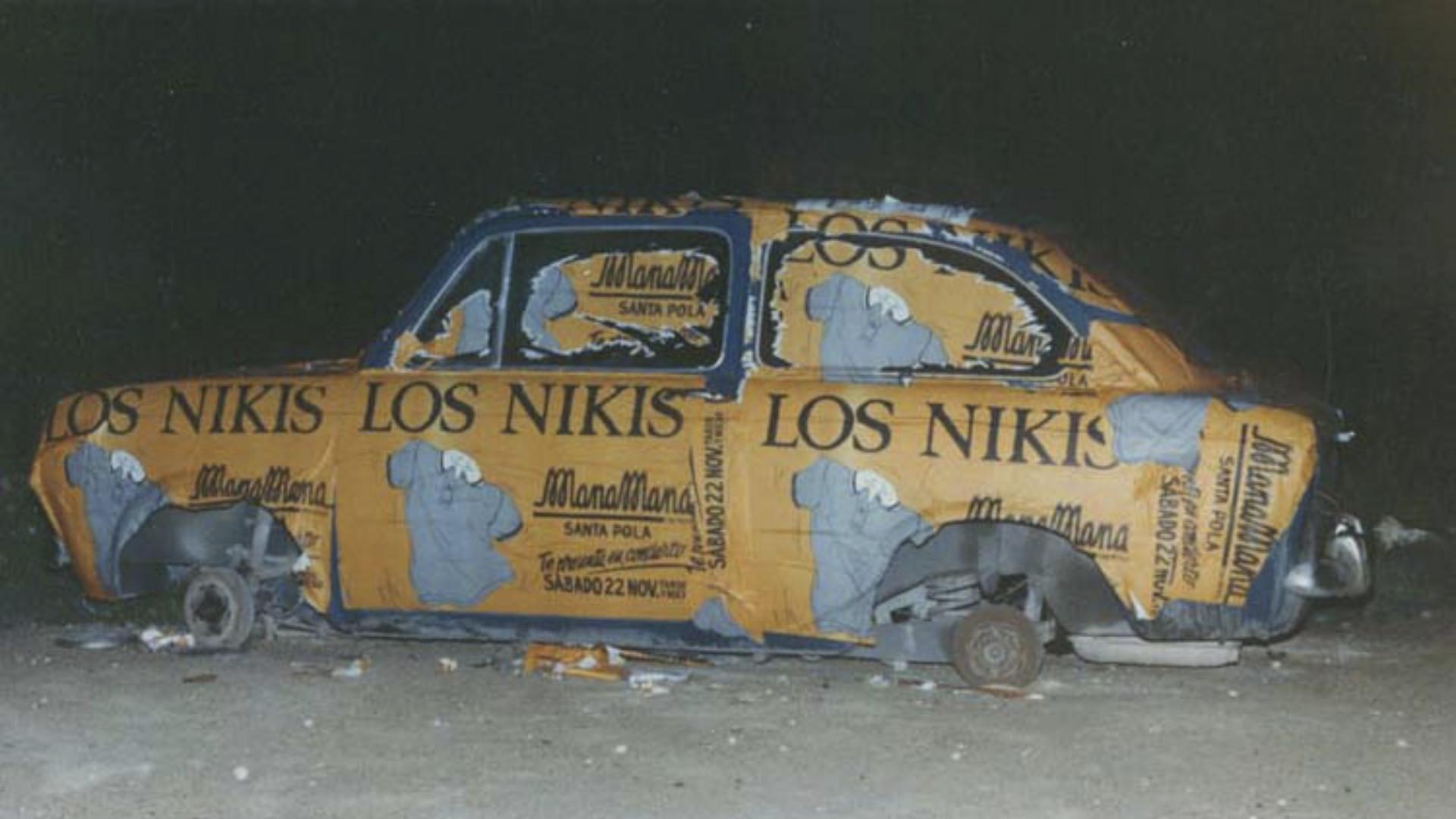 ¿Eran fachas Los Nikis?