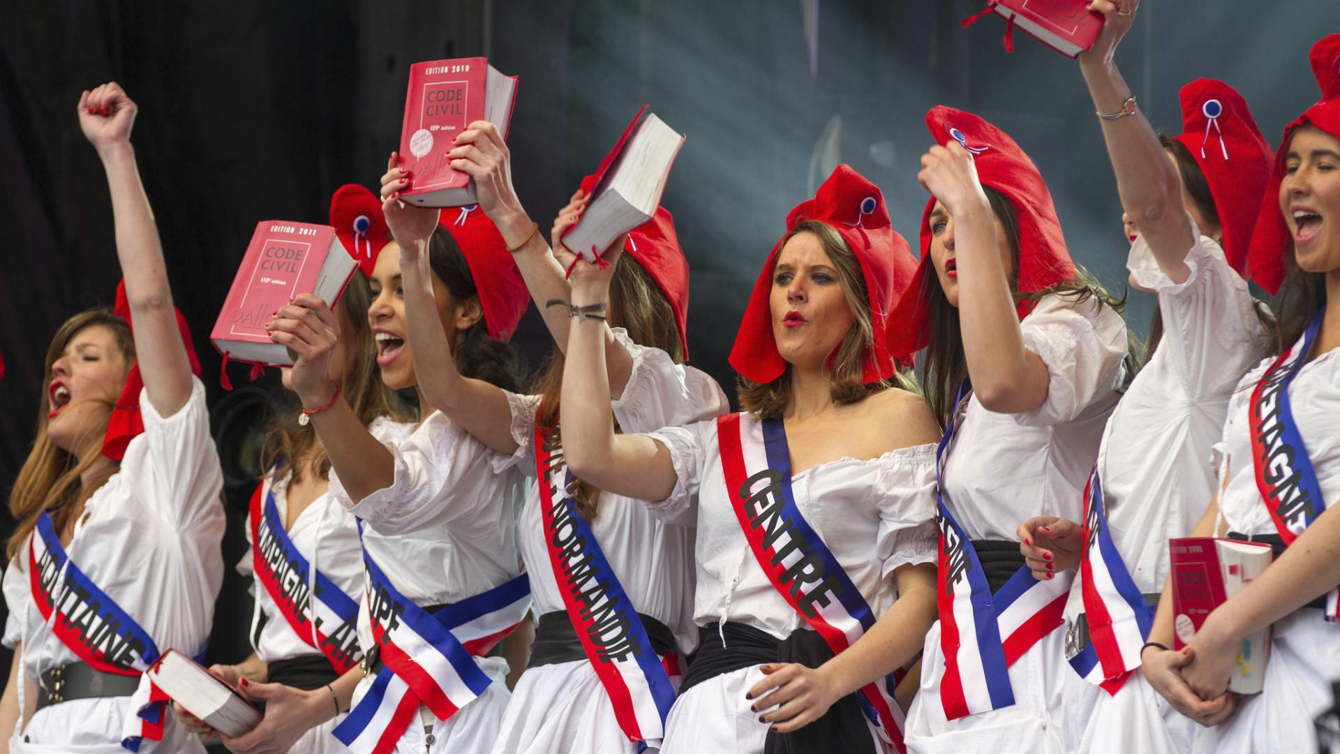 El rearme de la joven derecha francesa