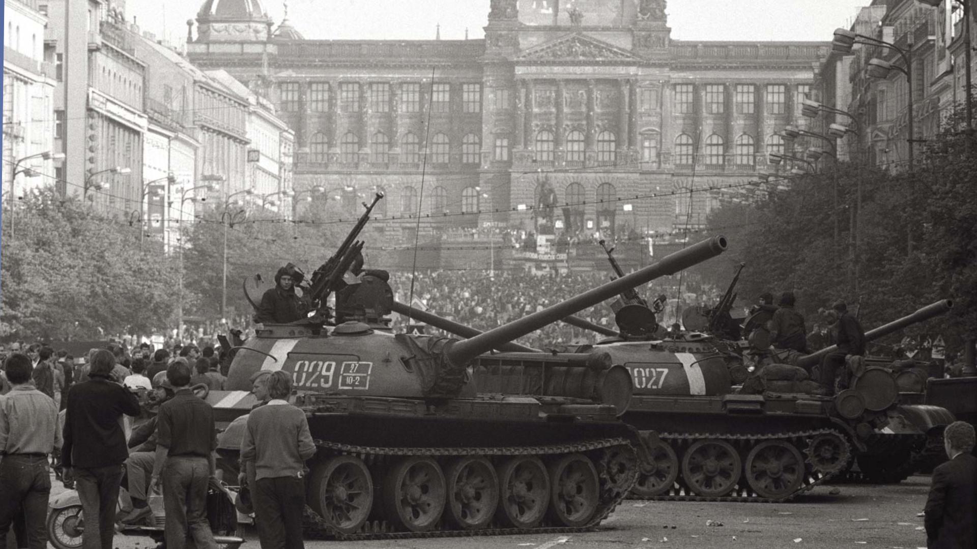Praga, el otro 68