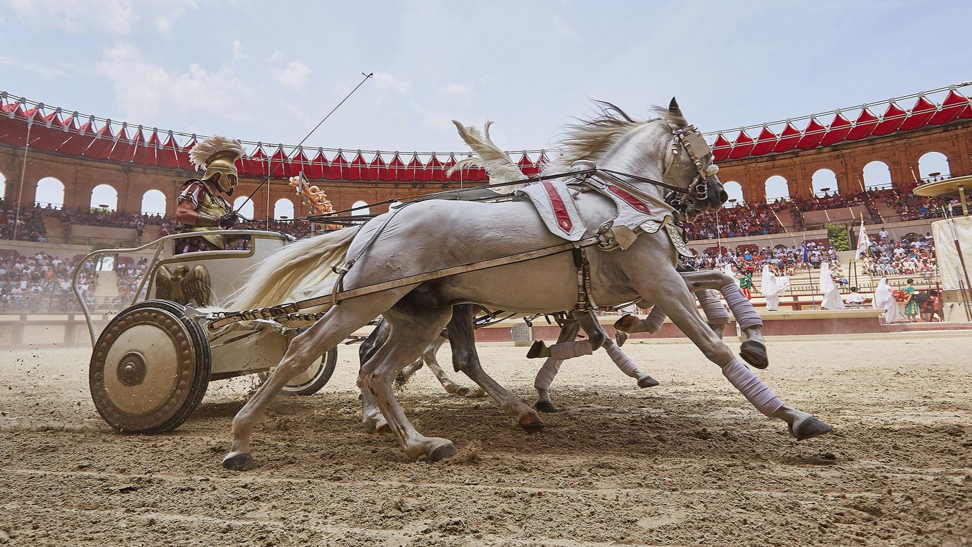 Puy du Fou, posiblemente el mayor espectáculo del mundo