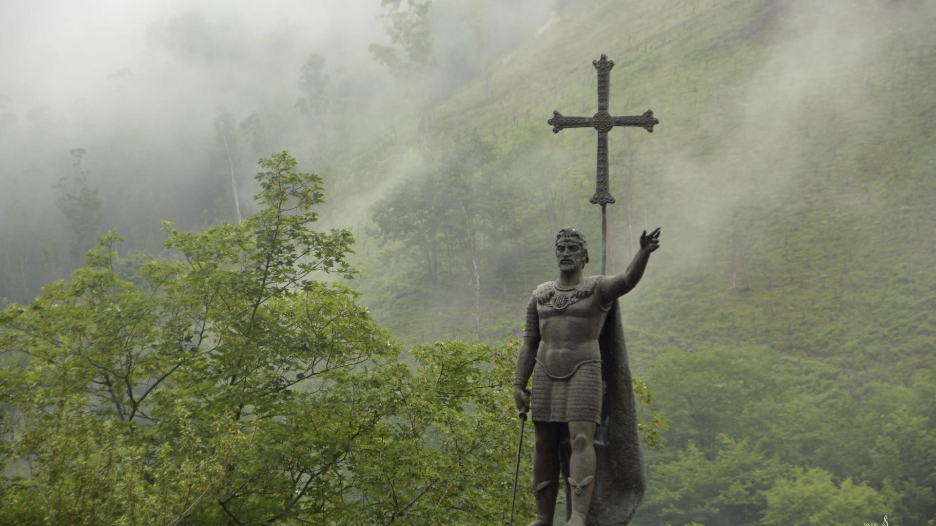 Covadonga, kilómetro cero de la Reconquista