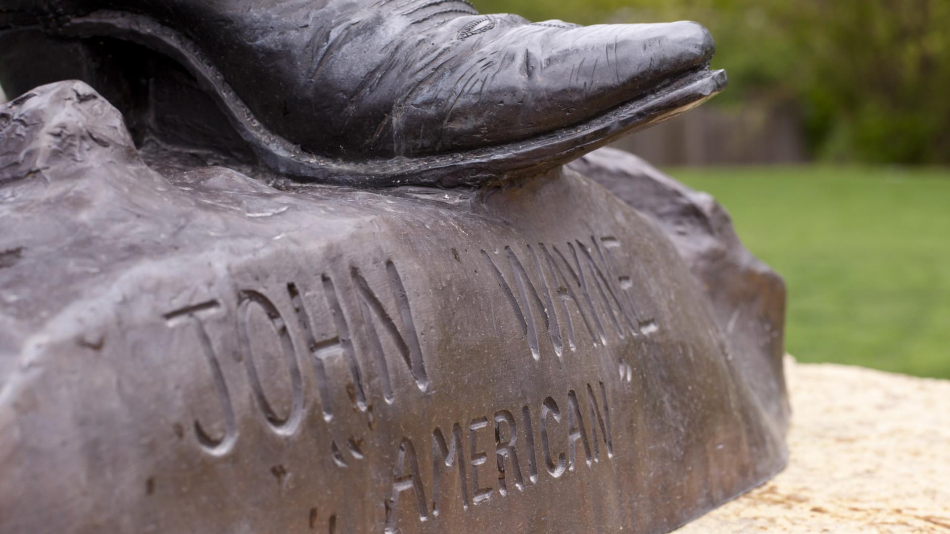 John Wayne: anatomía de un prócer estadounidense
