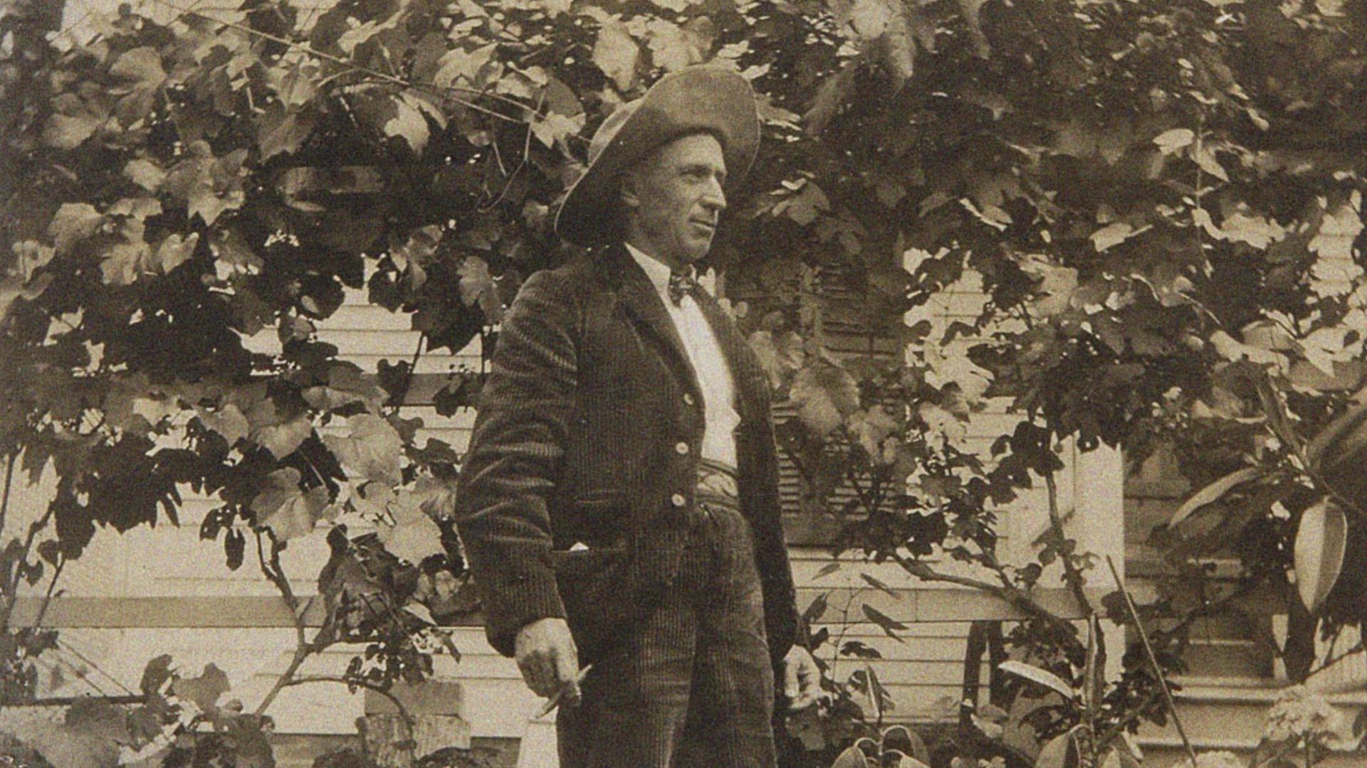 Charles F. Lummis, un yanqui tras la huella de los conquistadores y los misioneros españoles