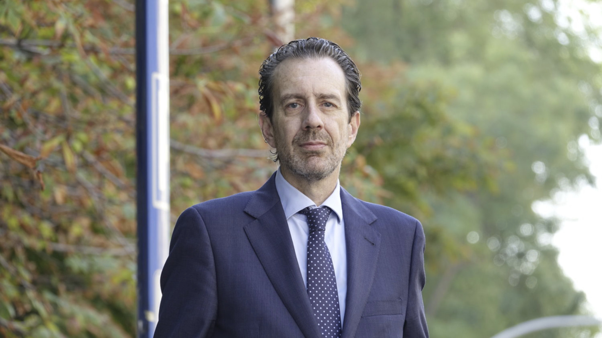 """Javier Benegas: """"Las conspiraciones terminan volviéndose contra los que las promueven"""""""
