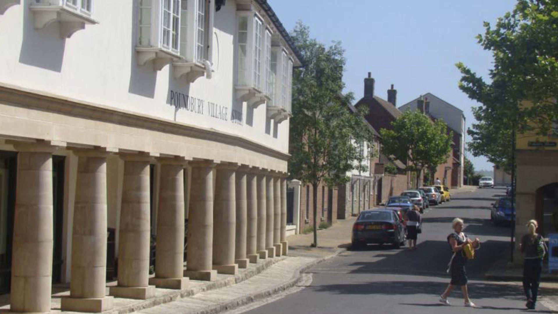 Poundbury: el laboratorio urbanístico del príncipe Carlos