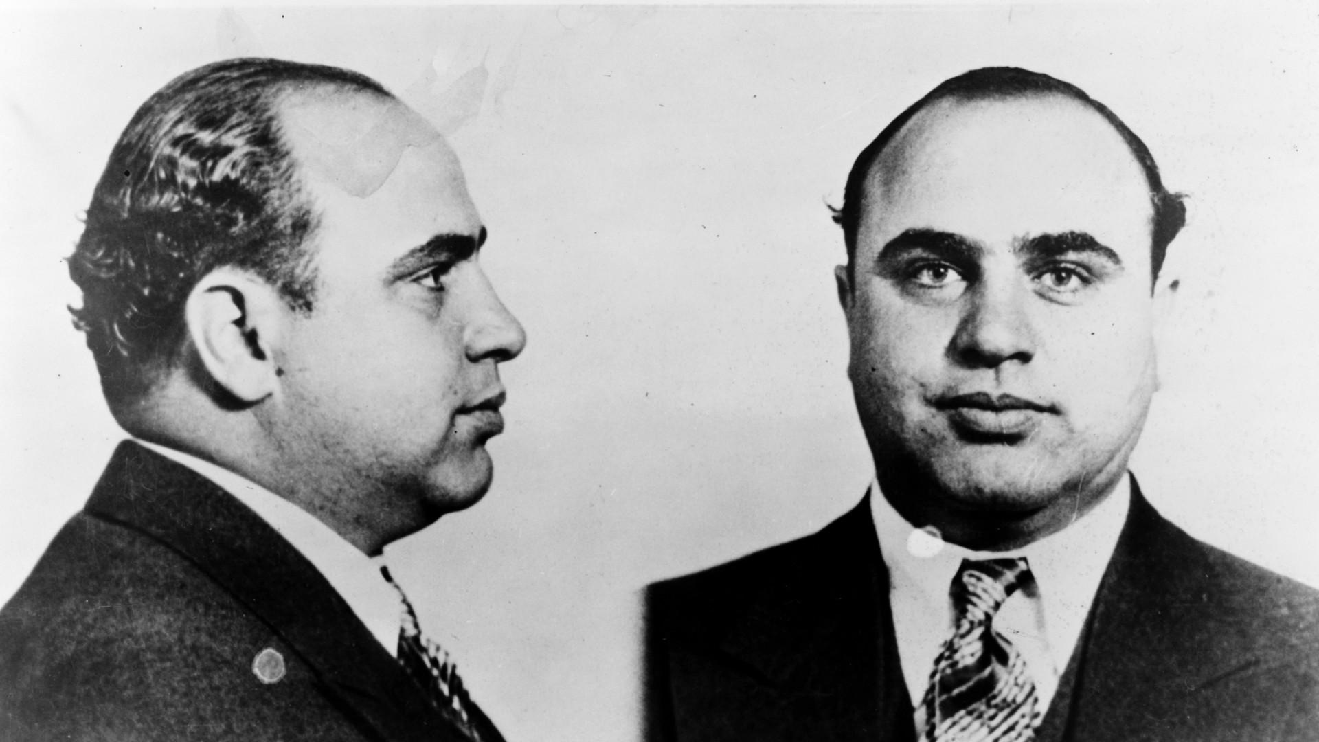 Al Capone… ¿que estás en los cielos?