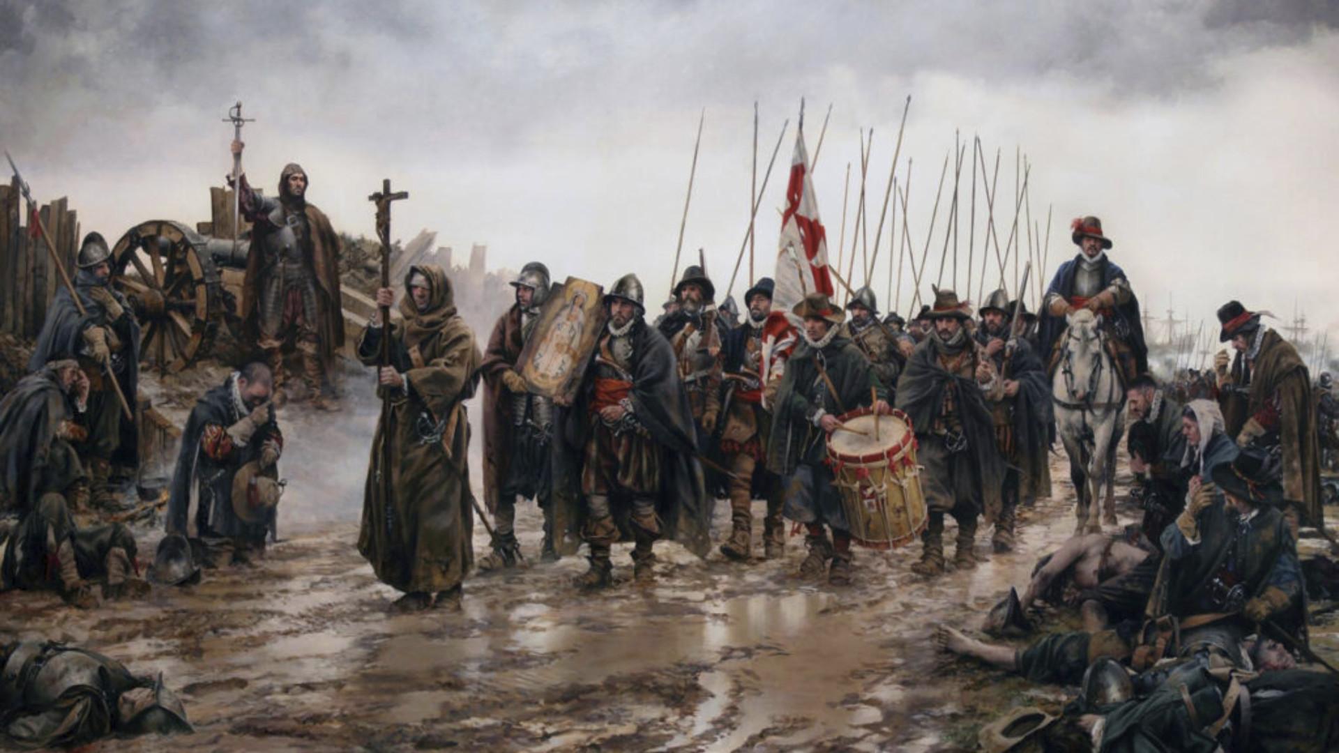 El milagro de Empel: cuando Dios fue español