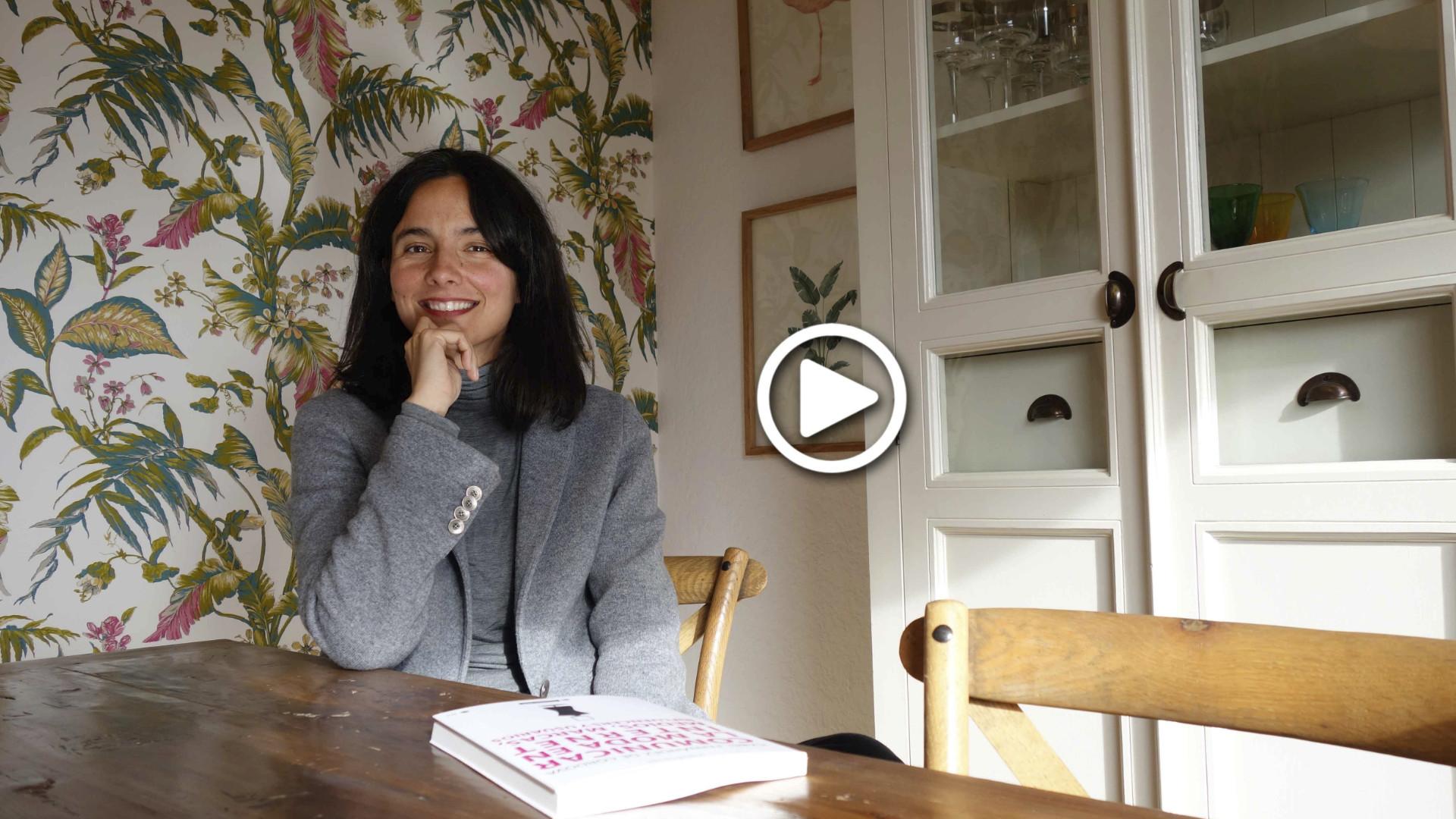 """Isabel Fernández de Córdova: """"La moda hay que pensarla, reflexionarla, analizarla"""""""