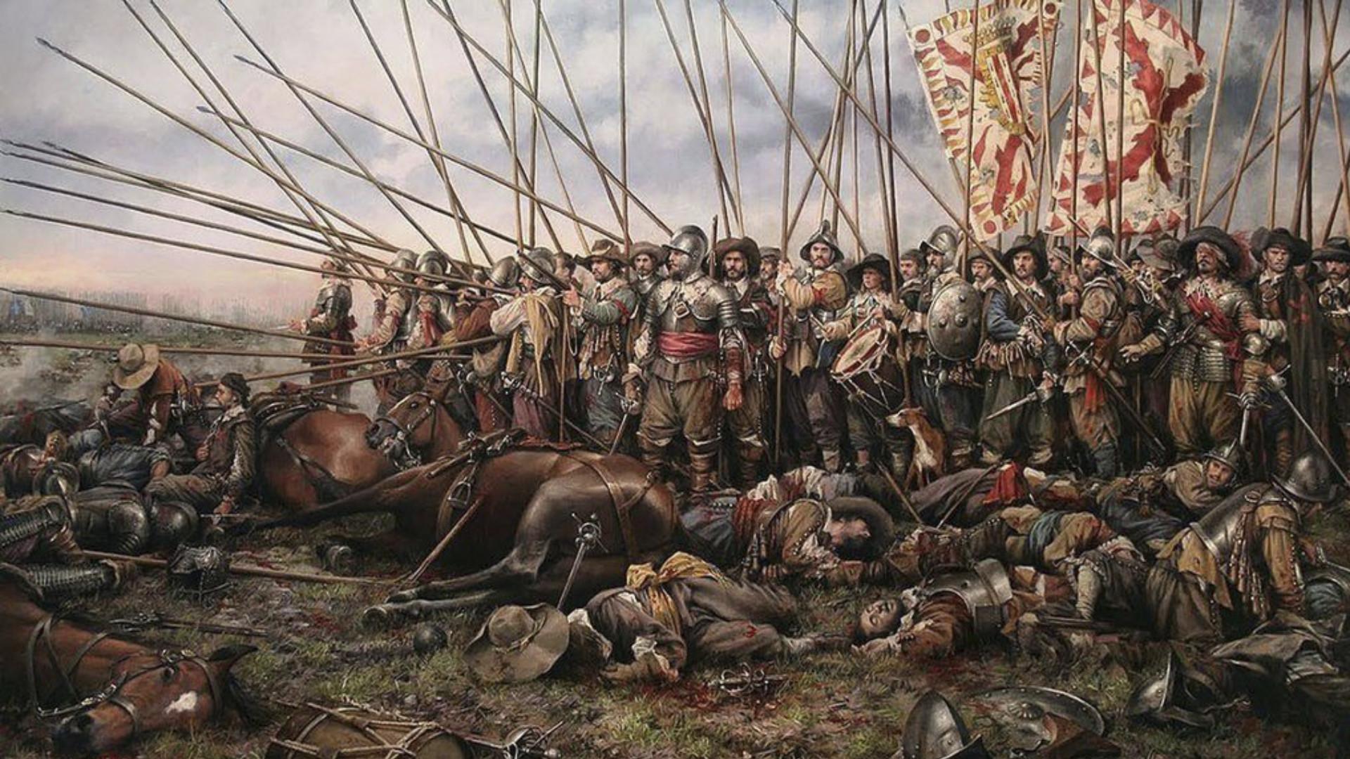 Los Tercios, la infantería del Imperio