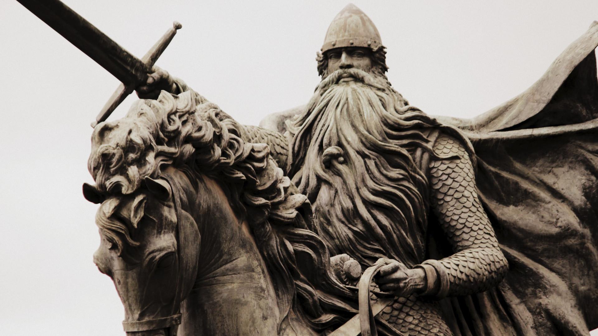 Rodrigo Díaz de Vivar, El Cid, cabalga