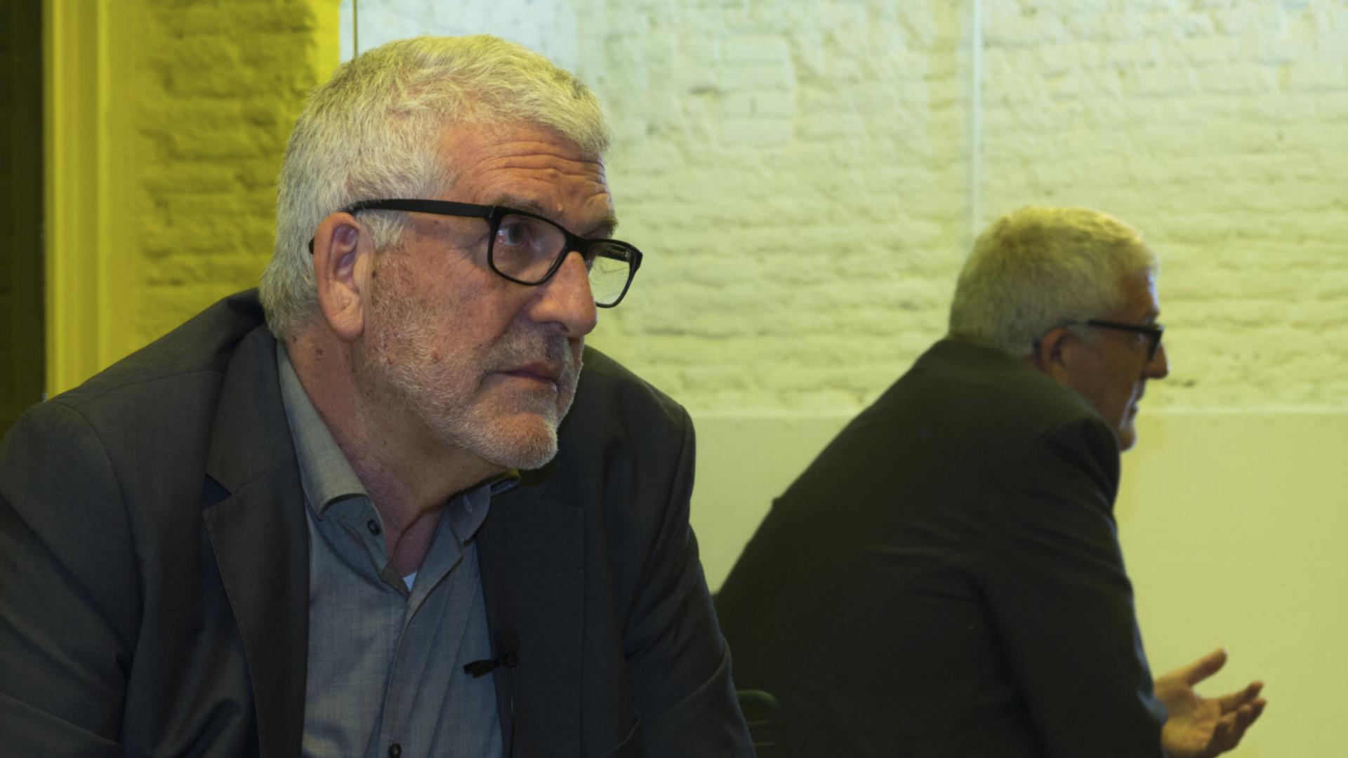 """Gregorio Luri: """"La ambición es una de las virtudes más nobles que existe"""""""