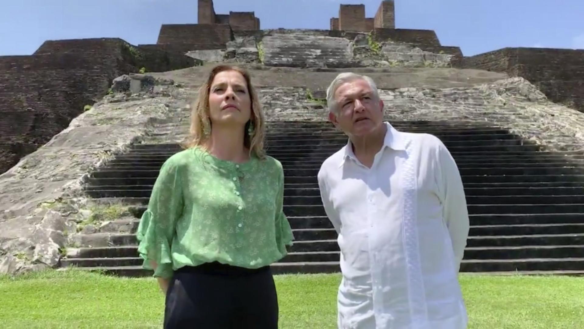 Lo que AMLO no contó de la conquista de México
