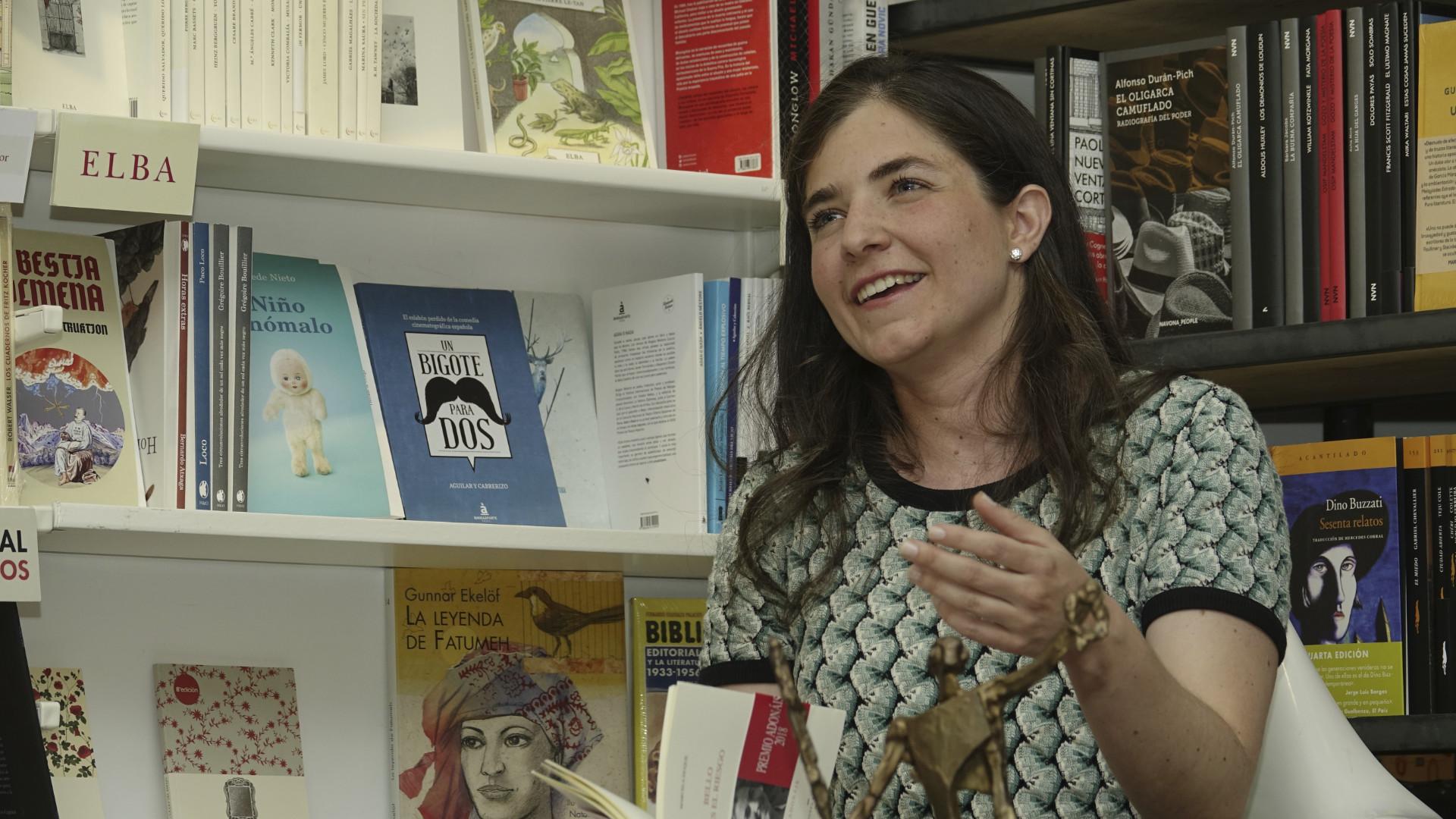 """Marcela Duque: """"¿Quién negaría que Platón era también un poeta?"""""""