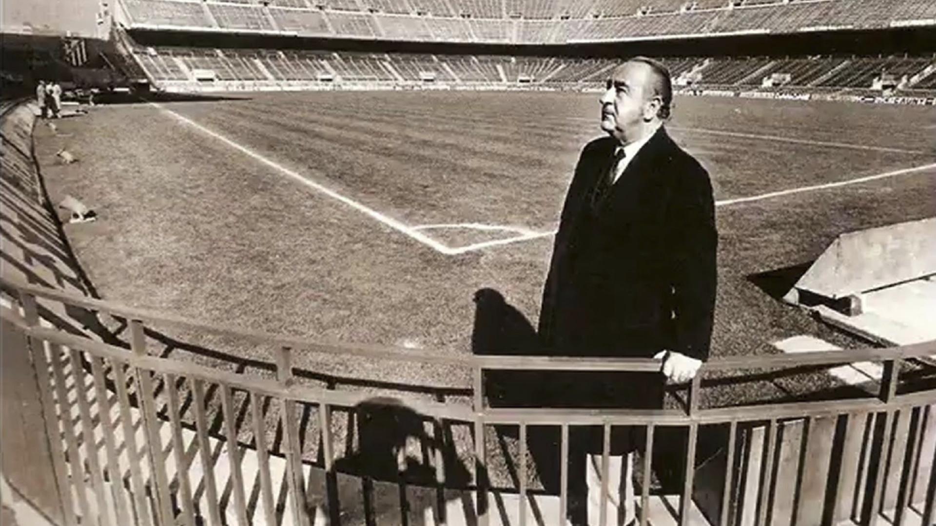 Se llamaba Vicente Calderón