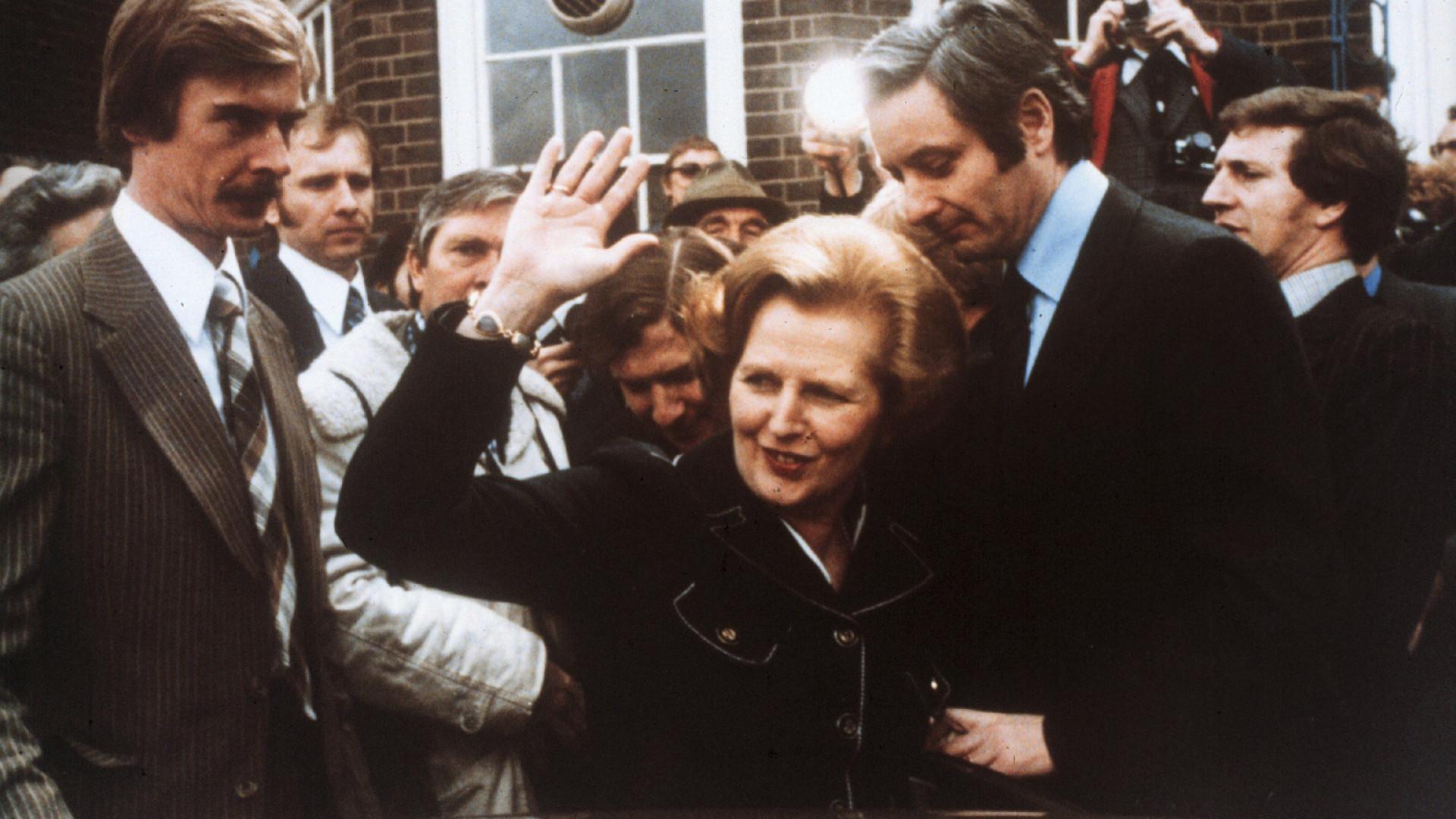 Margaret Thatcher, los 80 fueron suyos