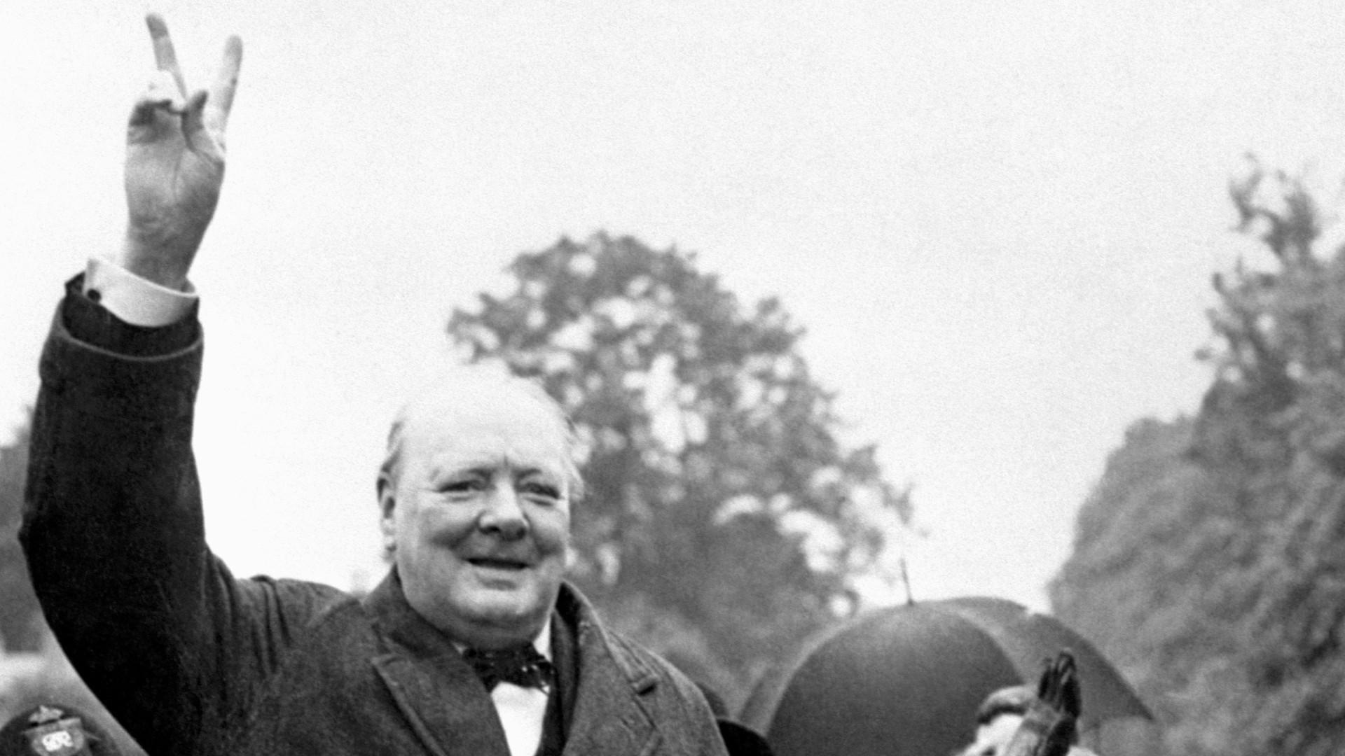Los 'perros negros' de Churchill