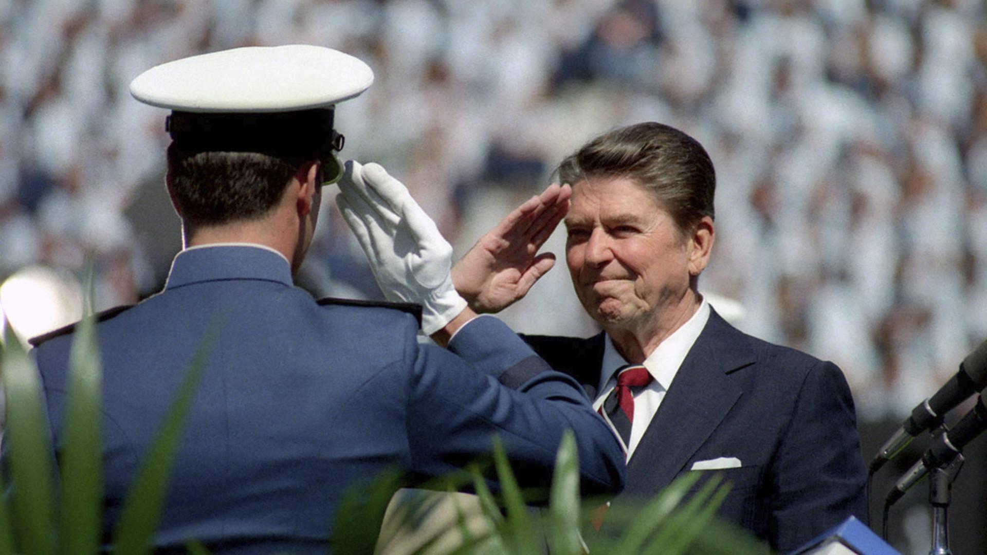 Gran Jefe Reagan