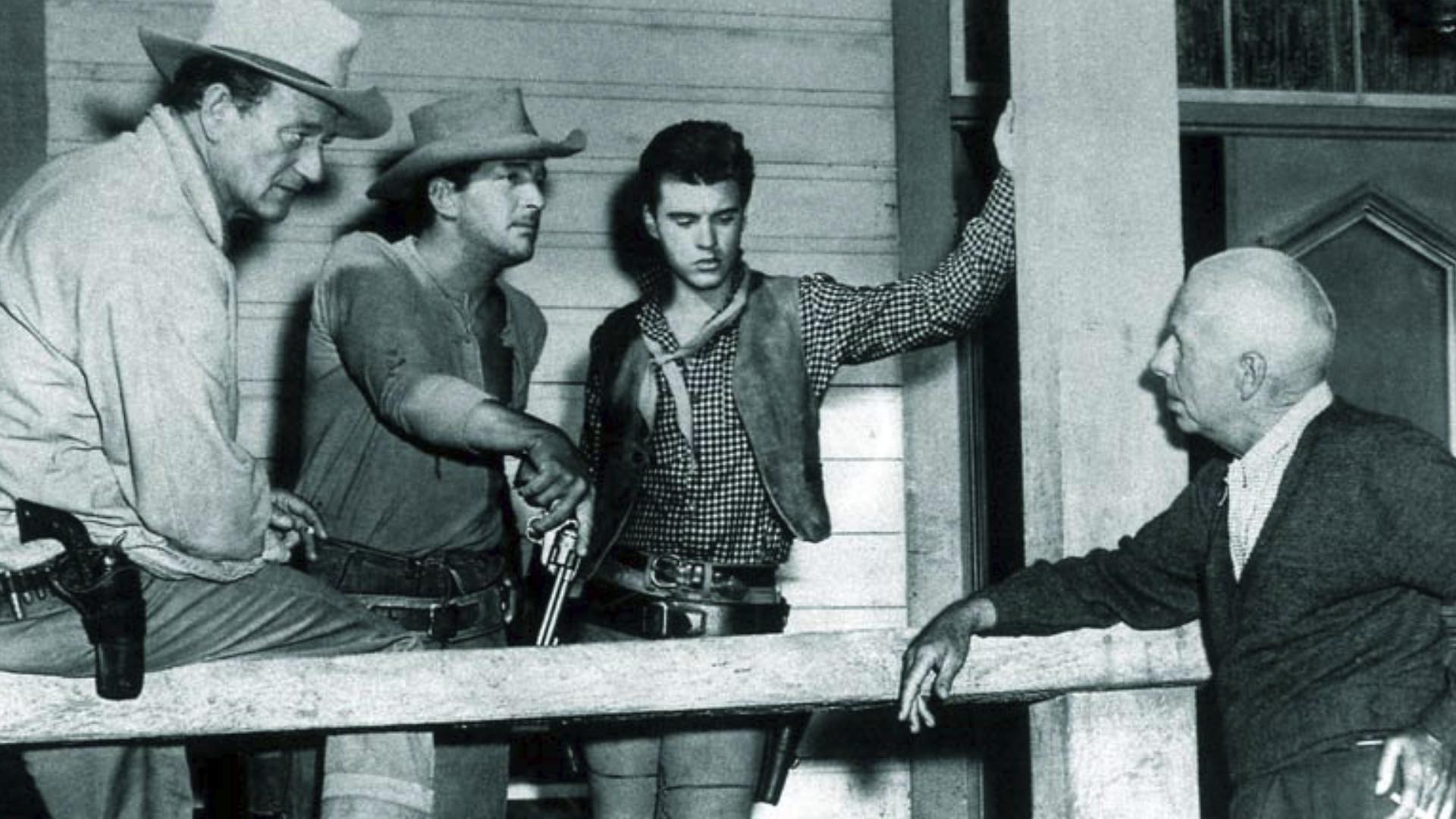 Río Bravo: los buenos nunca mueren solos
