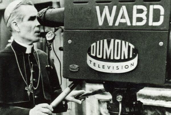 Fulton Sheen, el santo de la tele