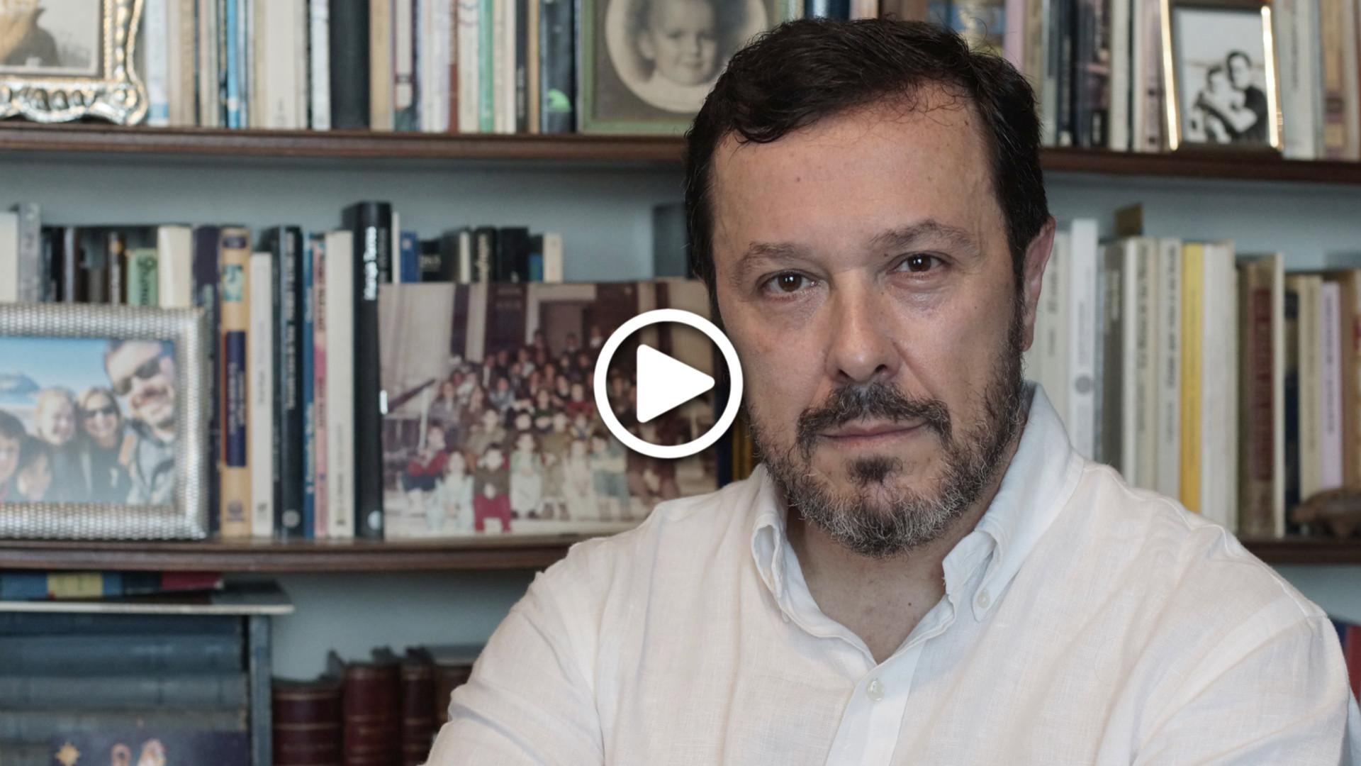 """José Antonio Fúster: """"La derecha española lleva años sin hacer sátira política"""""""