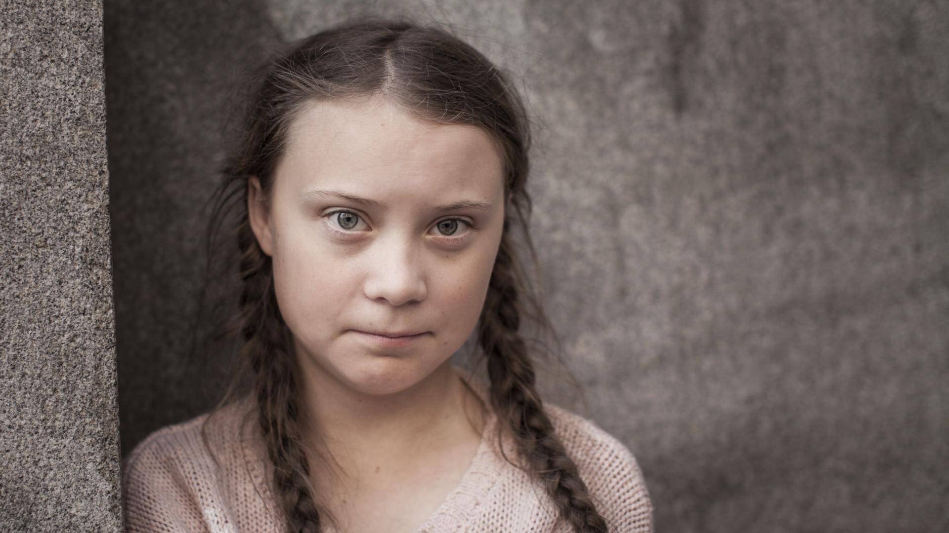 El show de Greta Thunberg