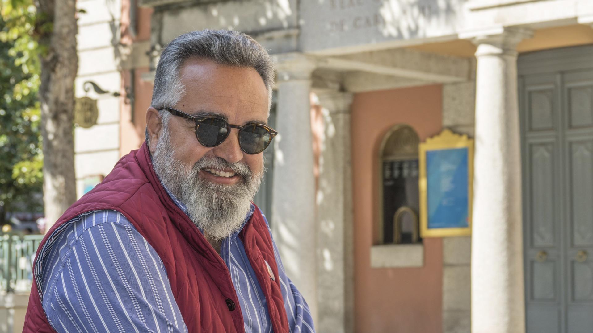 """J. Santamarta: """"¿Que España ha llegado siempre tarde? Que me digan adónde"""""""
