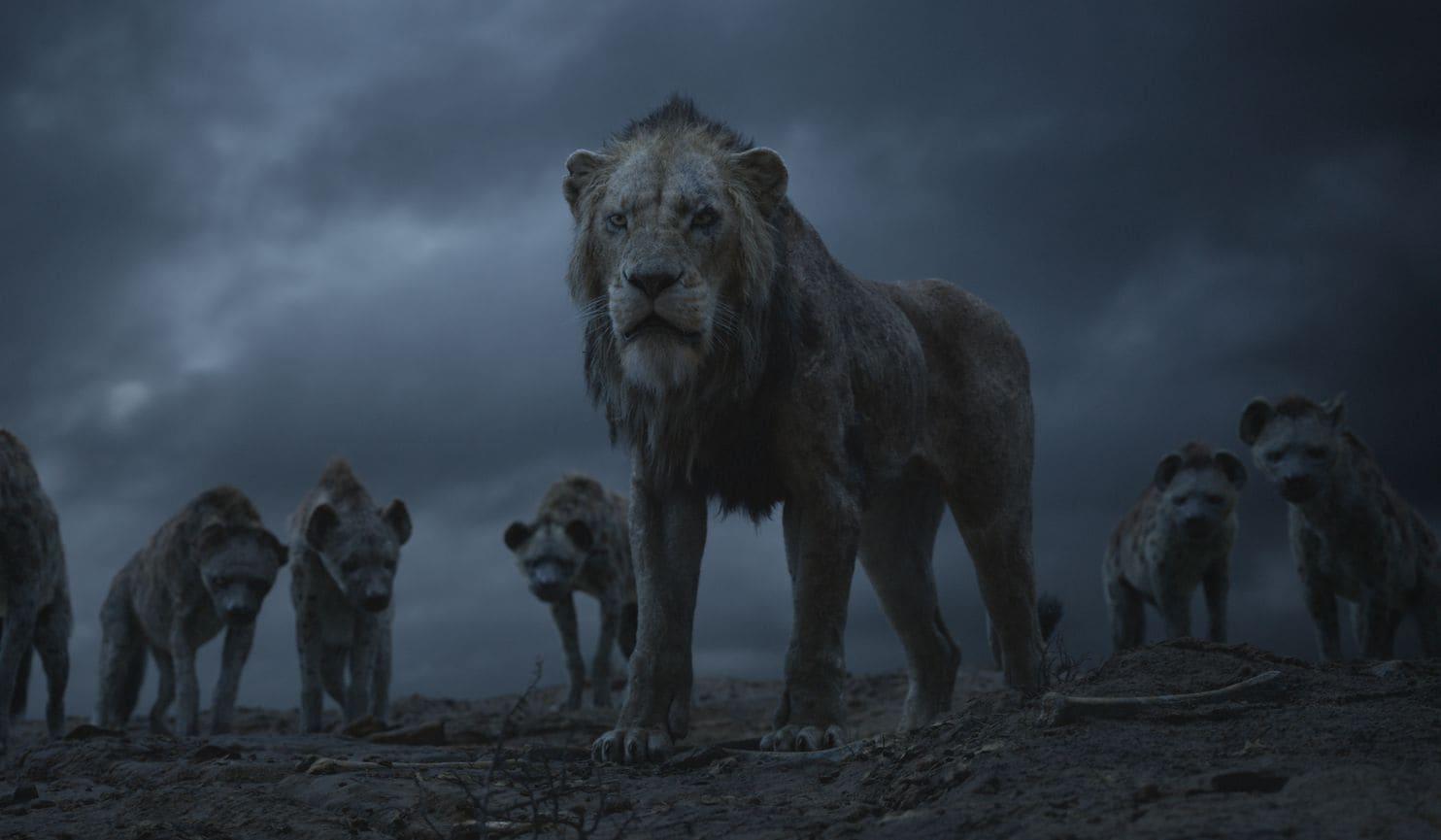 El rugido conservador del Rey León