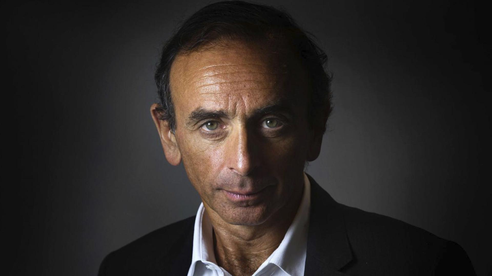 Éric Zemmour, por la restauración de Francia