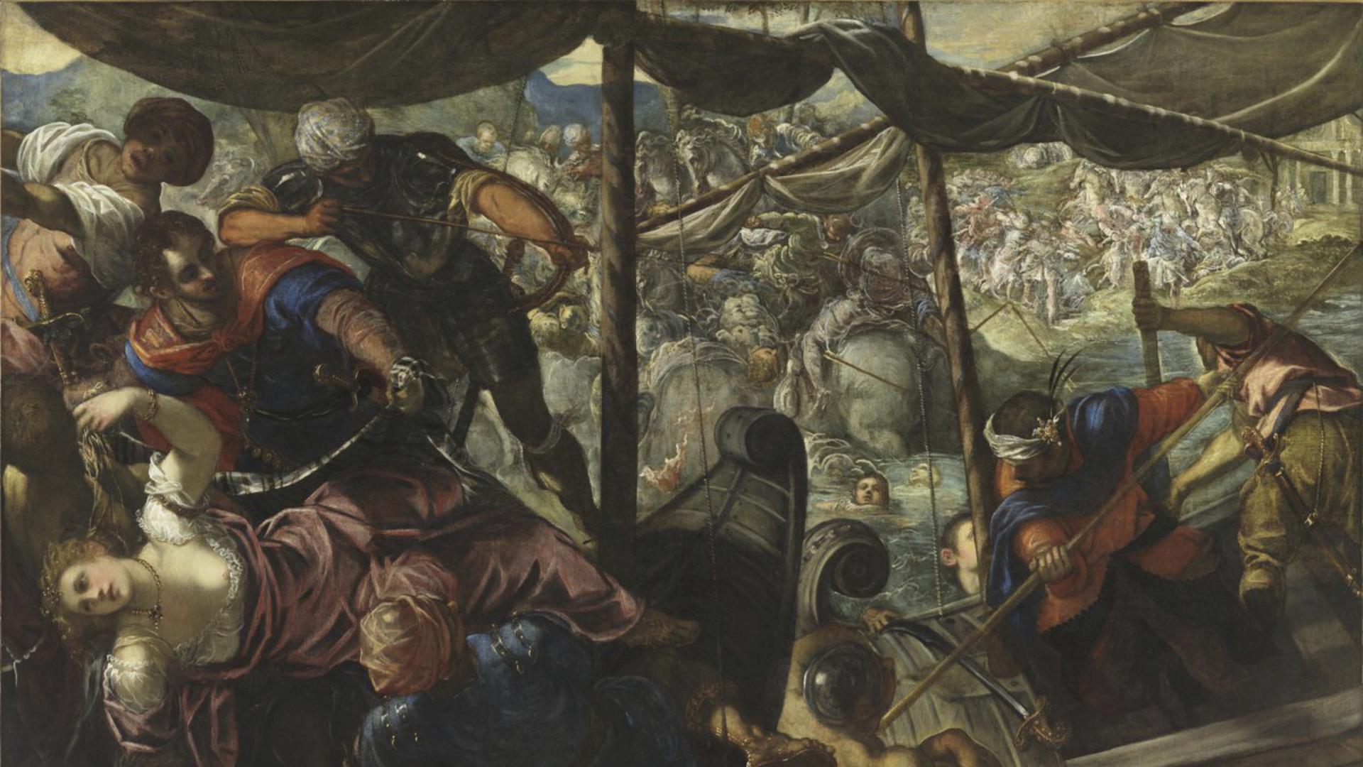 Lepanto, la última gran batalla naval en el Mediterráneo