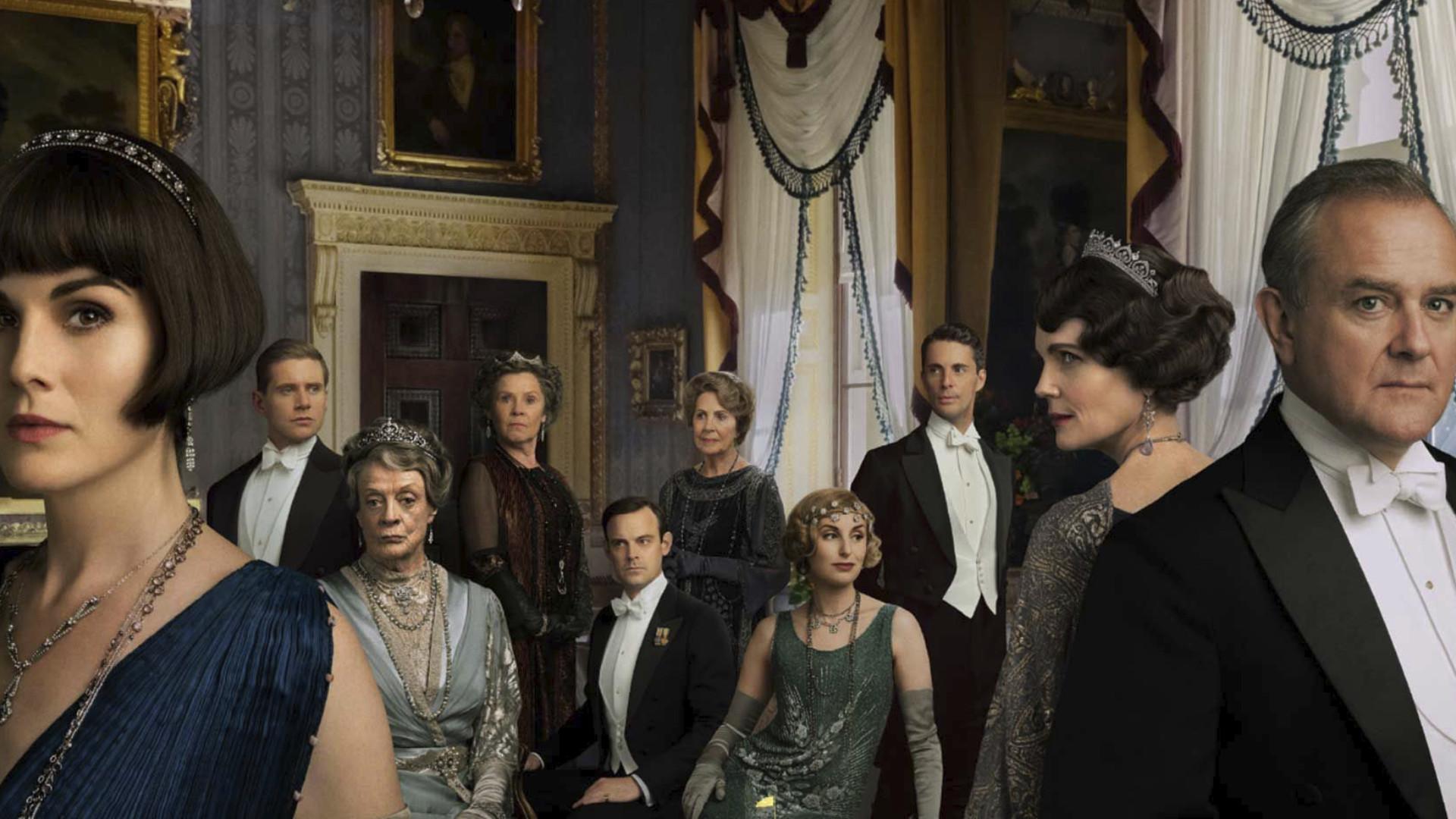 Downton no es Brideshead (pero menos da una piedra)