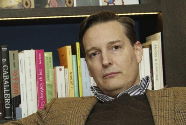 """Juan Pérez de Guzmán: """"La moda masculina está desconectada del hombre corriente"""""""