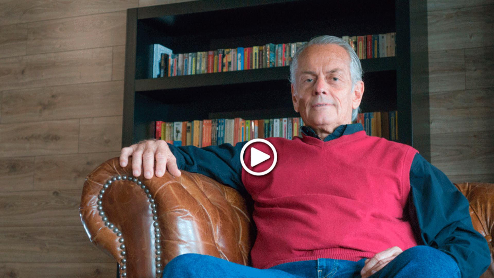 Eduardo Strauch, superviviente de la tragedia de Los Andes