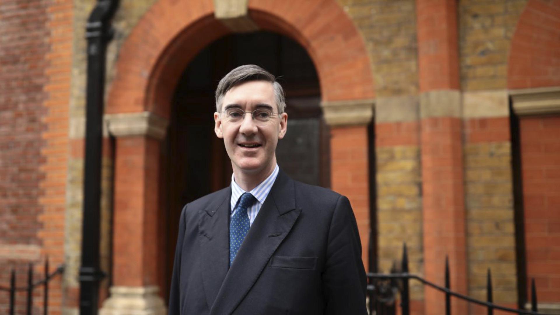Jacob Rees-Mogg, el último conservador