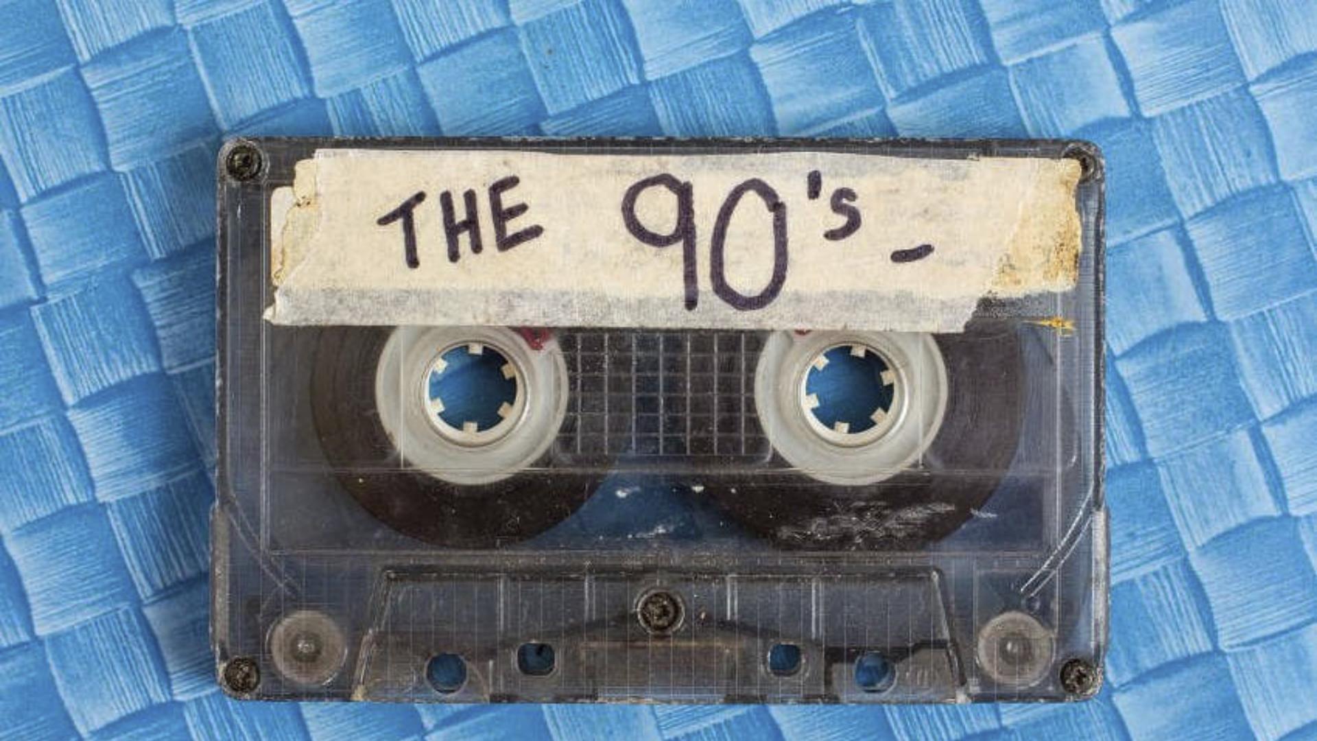 Trocitos de realidad, crónica sentimental de los 90