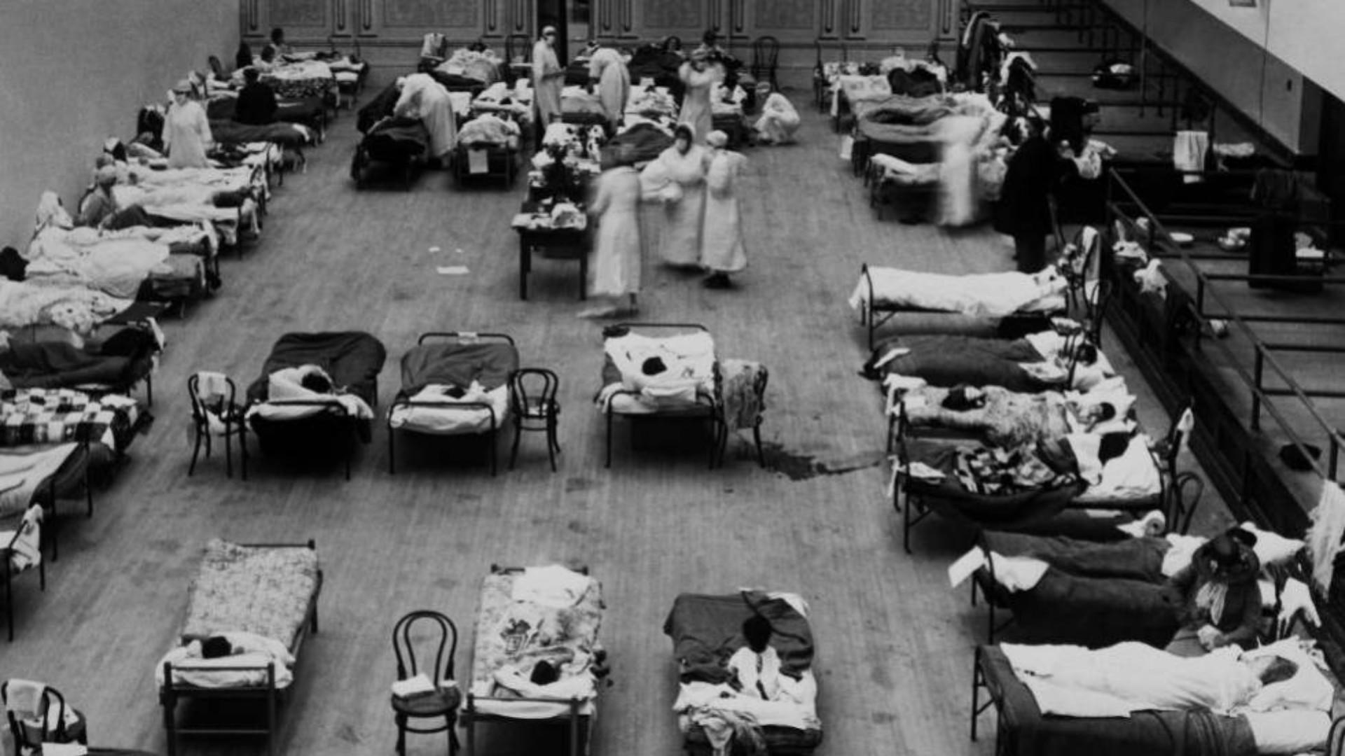 La gripe española que no era española