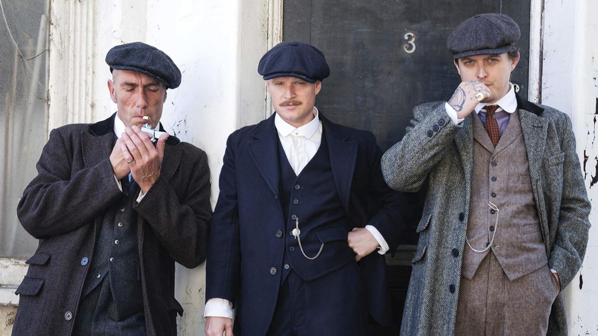 The Chap: una oda al tweed