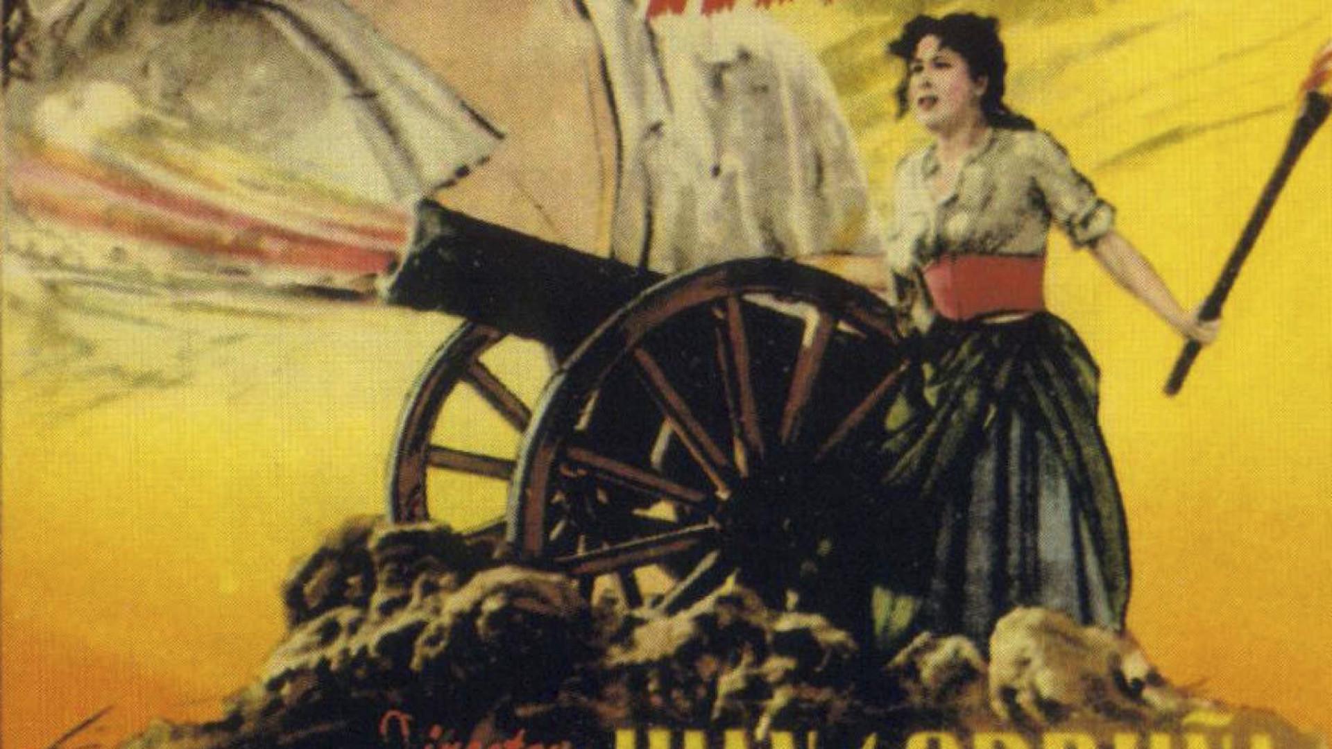 Agustina de Aragón, ejemplo de resiliencia