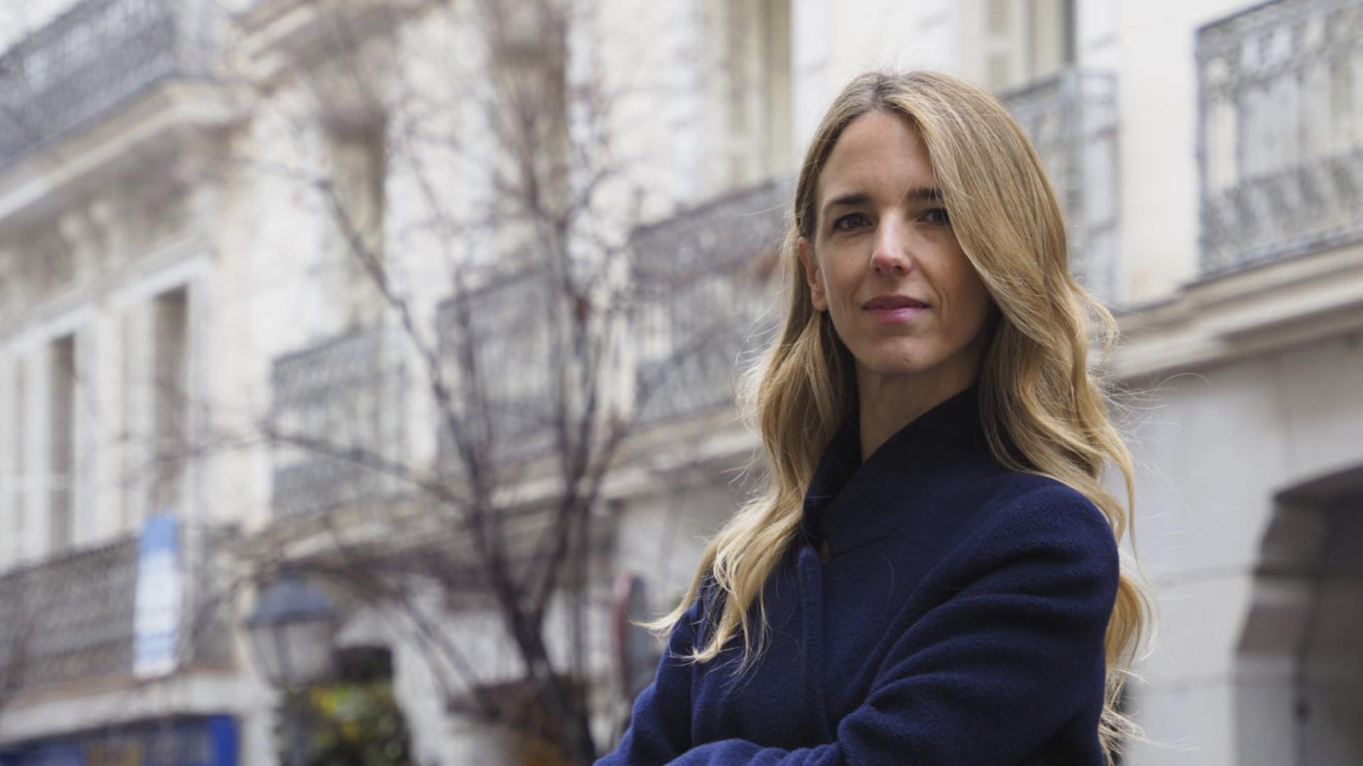 """Cayetana Álvarez de Toledo: """"En política lo moral es eficaz"""""""