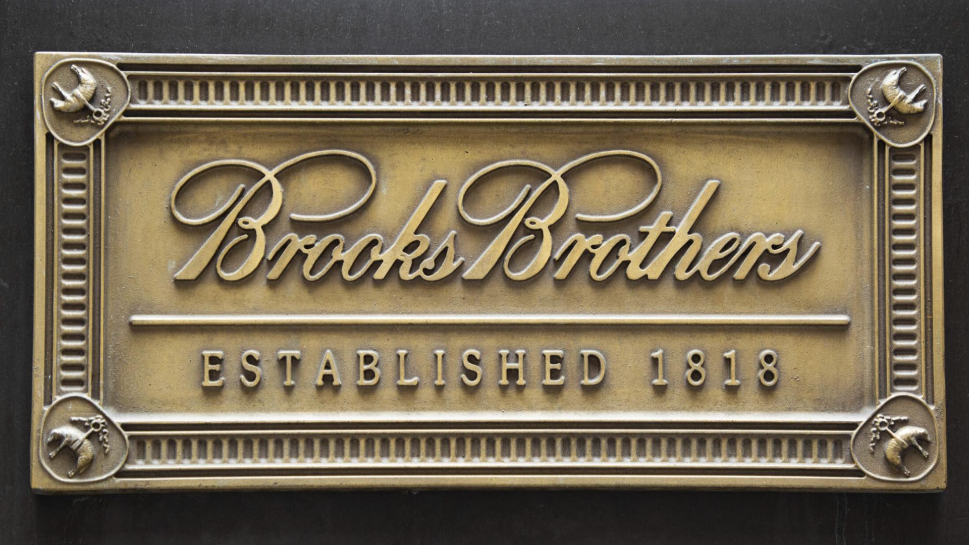 Brooks Brothers: auge y caída del vellocino de oro