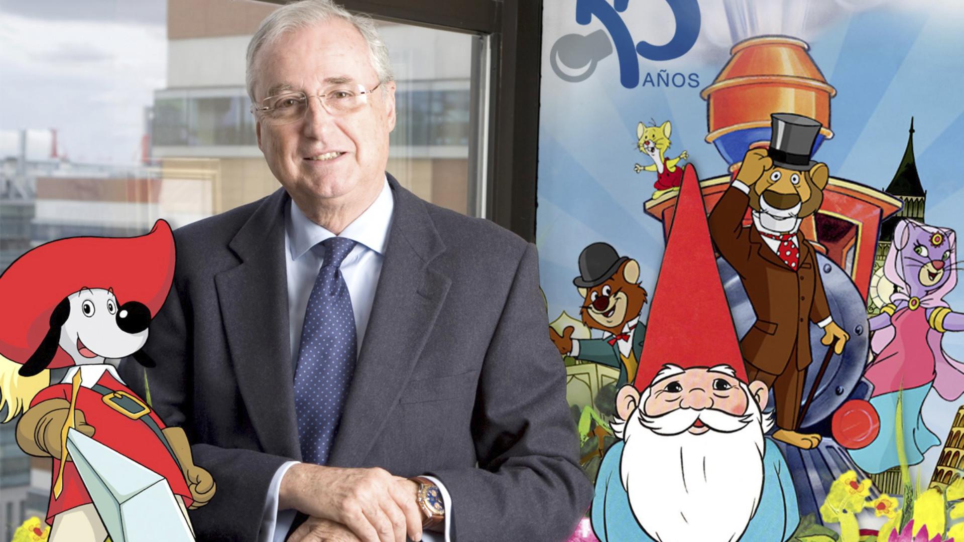 Claudio Biern Boyd, el Walt Disney de la EGB