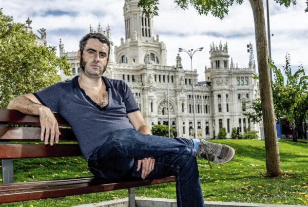 """Iñaki Domínguez: """"El auténtico macarra es un tío muy español"""""""