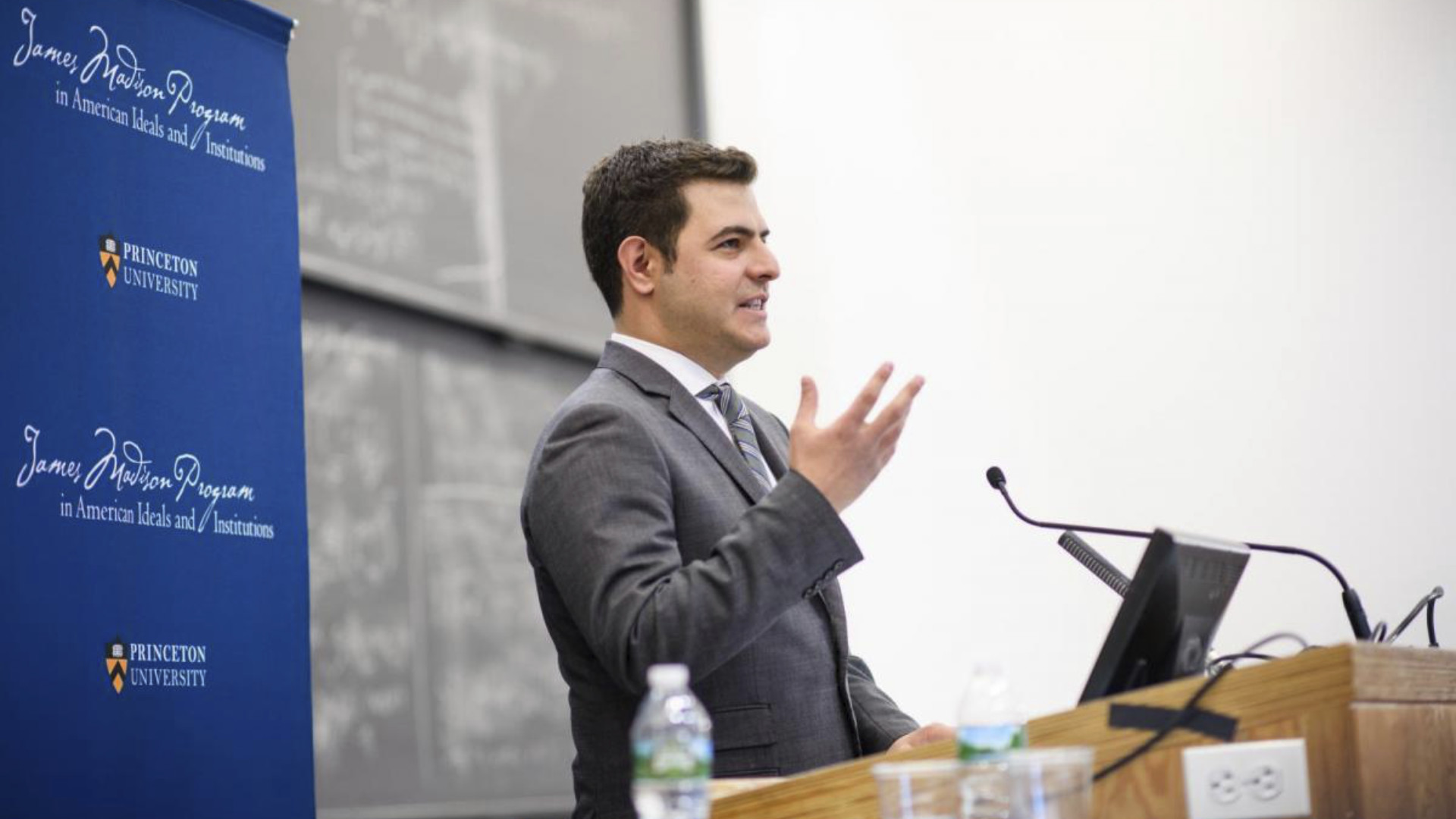Sohrab Ahmari, el nuevo campeón de la derecha americana