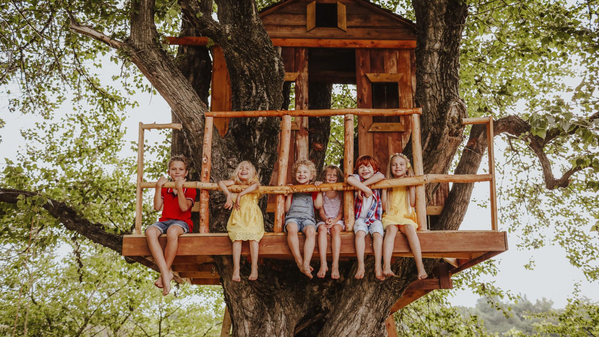 Diez consejos para que tus hijos se sientan en la naturaleza como en casa