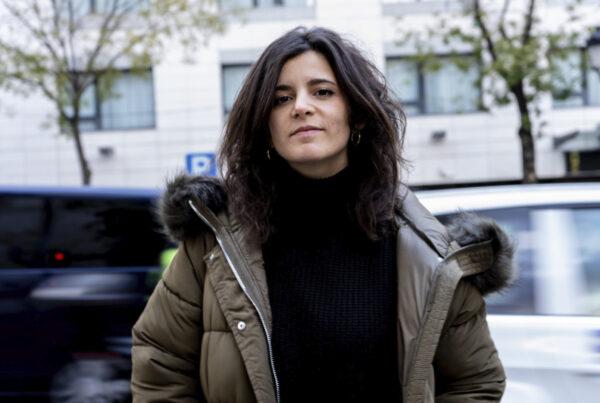 "Ana Iris Simón: ""Hoy es más fácil ser David que Goliat"""