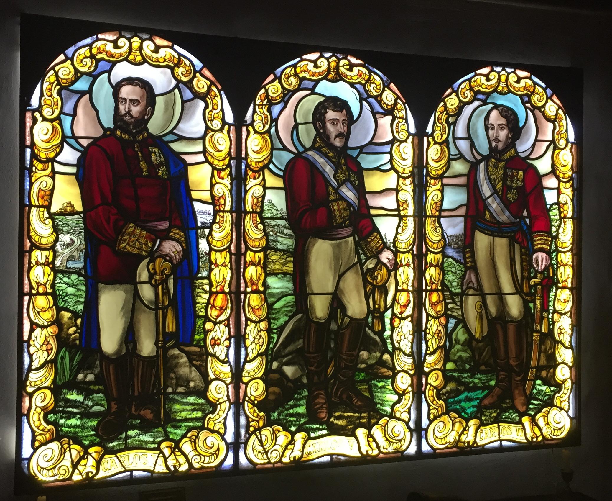 Un museo por Dios, por la patria y el rey