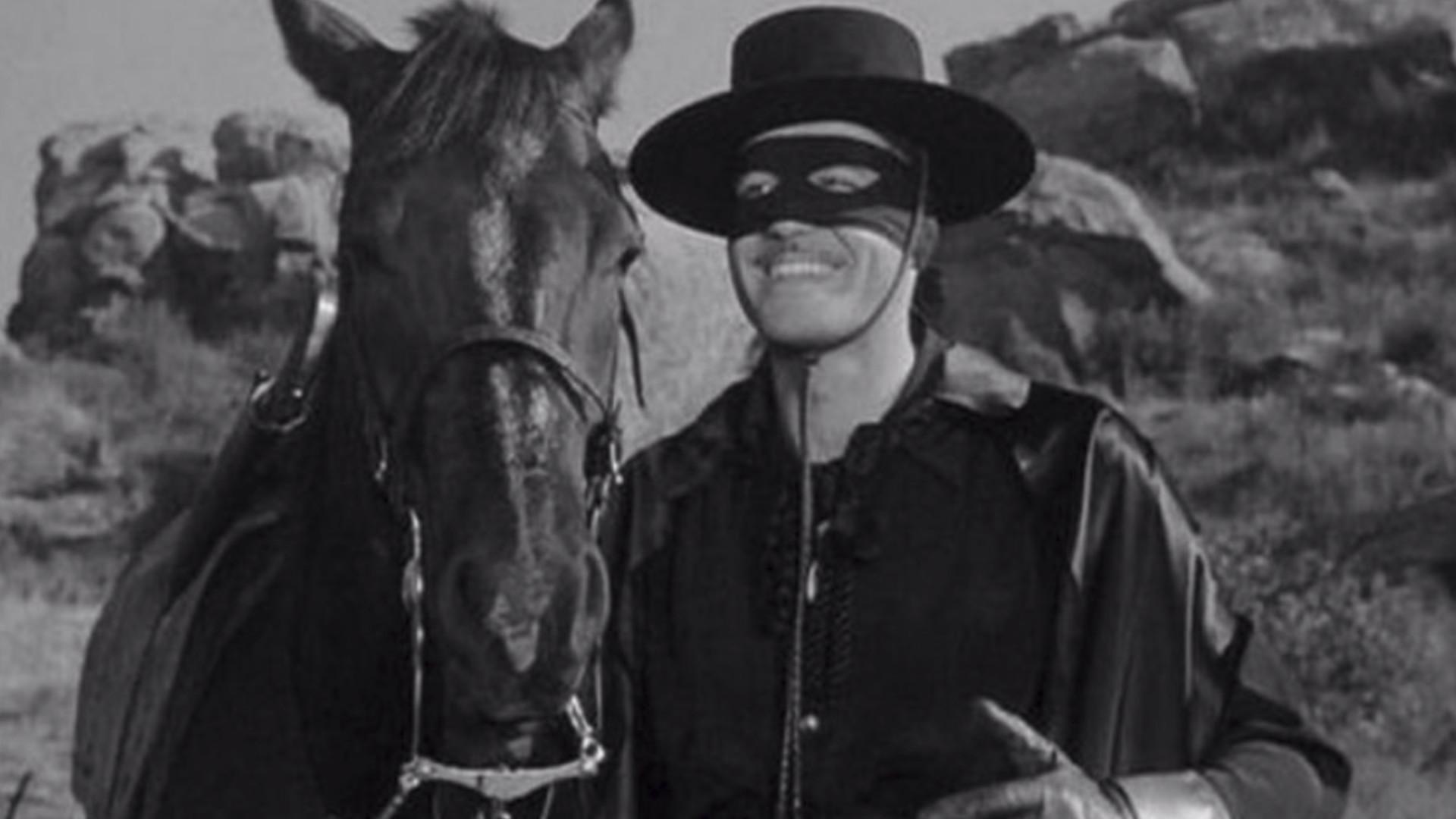 El Zorro, un héroe español