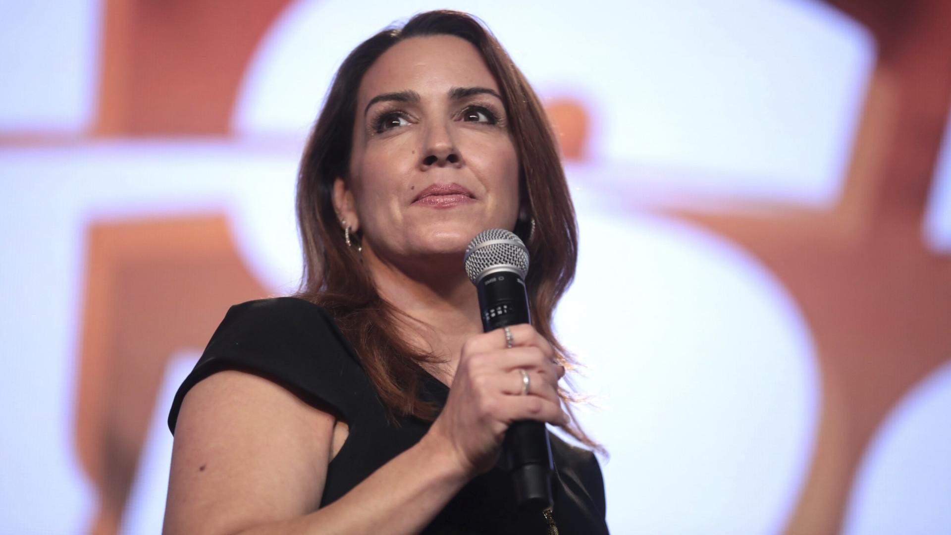 Sara A. Carter, una intrépida reportera de derechas